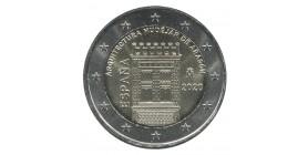 2 Euros Commémorative Espagne 2020