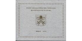 Série B.U. Vatican 2020