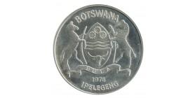 10 Pula - Botswana Argent