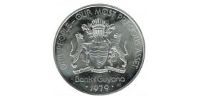 10 Dollars - Guyana Argent