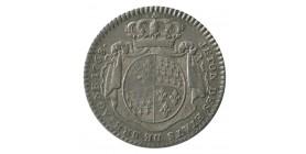 Jeton des Etats de Bretagne Louis XVI Argent