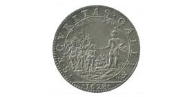 Jeton Extraordinaires de Guerres Louis XIII Argent