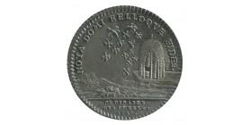 Jeton Ordinaires de Guerres Louis XV Argent