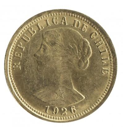 100 Pesos - Chili