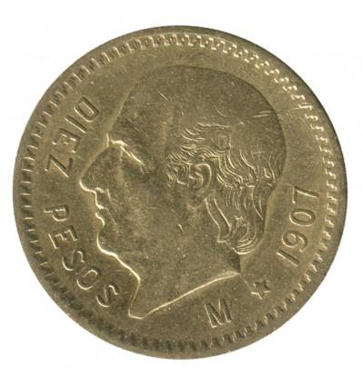 10 Pesos - Mexique