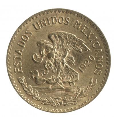 20 Pesos - Mexique