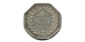 Jeton Banque de France Argent