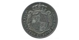 Jeton Etats de Bretagne Louis XV Argent
