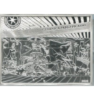 10 Euros Guernica 2020