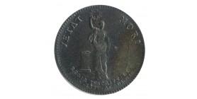 Jeton Académie Royale des Inscriptions et Belles Lettres Louis XV Argent