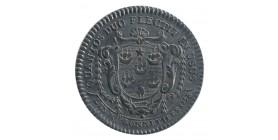 Jeton Corporation Cinquième Corps des Marchands les Bonnetiers Louis XV Argent