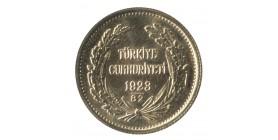 100 Piastres Kemal Ataturk - Turquie