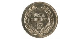 500 Piastres Kemal Ataturk -Turquie