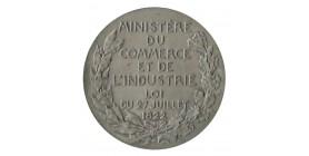 Médaille Comité des Expertises Ministère du Commerce et de l'Industrie Argent