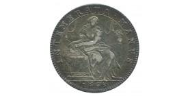 Jeton Les Payeurs des Rentes Louis XIV Le Grand Argent