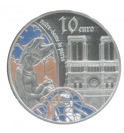 10 Euros Notre Dame 2020