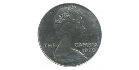 8 Shillings Elisabeth II - Gambie Argent