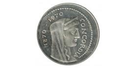 1000 Lires - Italie Réunifiée Argent