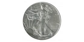 1 Once / 1 Dollar - Etats-Unis Argent