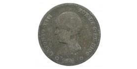1 Peseta Alphonse XIII - Espagne Argent