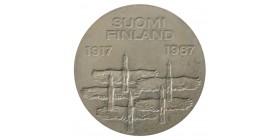 10 Marks - Finlande Argent