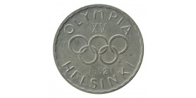 500 Marks JO Helsinki - Finlande Argent