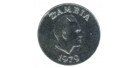 5 Kwacha - Zambie Argent