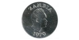 10 Kwacha - Zambie Argent