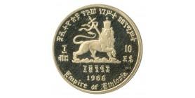 10 Dollars Hailé Selassié - Ethiopie