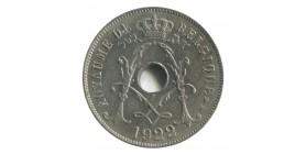 25 Centimes - Belgique
