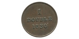 1 Double - Guernesey
