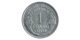 1 Franc Morlon Aluminium