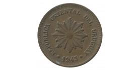 2 Centimes Uruguay