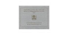 2 Euros Commémorative Vatican 2020 BU