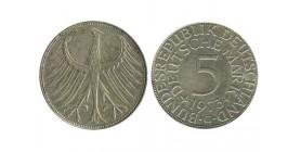 5 Marks Allemagne Argent