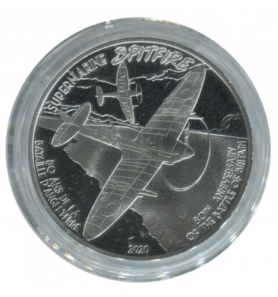 10 Euros Aviation et Histoire - Spitfire
