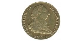 2 Escudos Charles III - Espagne