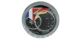 10 Euros Mitterrand/Kohl BE 2020
