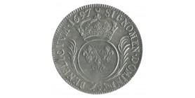 Ecu aux Palmes - Louis XIV