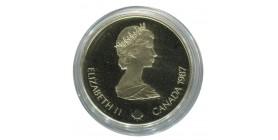 "100 Dollars Elisabeth II ""Calgary"" - Canada"