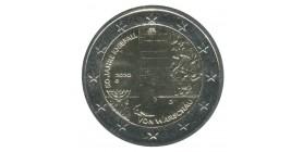 2 Euros Commémoratives Allemagne 2020 - Génuflexion de Varsovie