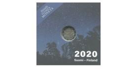 2 Euros Commémoratives Finlande 2020 - Belle Epreuve