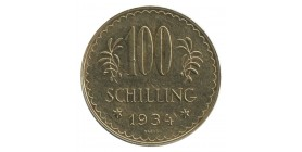 100 Schilling - Autriche