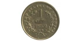 1 Dollar Liberté - Etats-Unis
