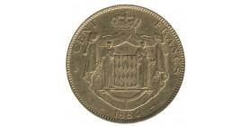 100 Francs Charles III - Monaco