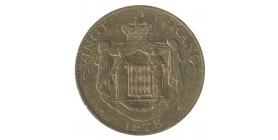 20 Francs Charles III - Monaco