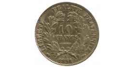 10 Francs Cérès Deuxième République