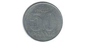 50 Pfennig Allemagne Démocratique