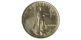 1/10 Once - 5 Dollars Saint Gaudens - Etats-Unis