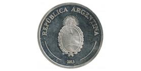 5 Pesos Tango - Argentine Argent